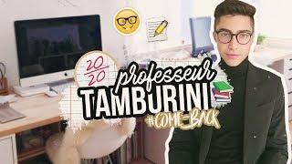 LES CONSEILS DE PROFESSEUR TAMBURINI !