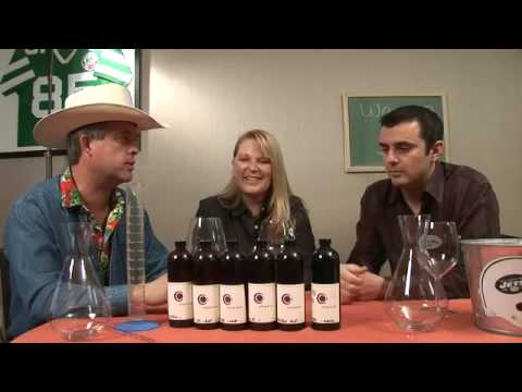 How to Blend Wine with Peter and Rebecca from Ampelos Cel...