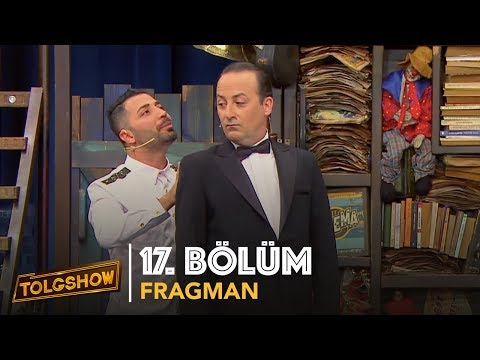 TOLGSHOW - 17. Bölüm Fragman | Tolga Çevik