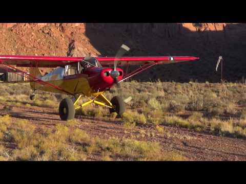 Utah Backcountry Flying - Happy Canyon