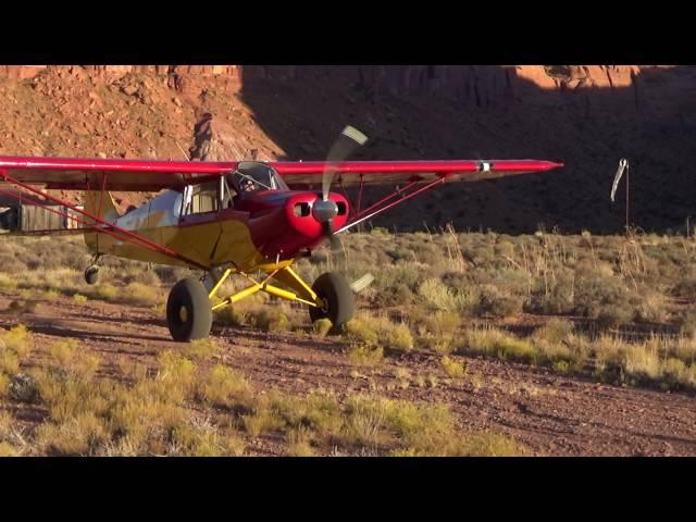 Utah Backcountry Flying - Happy Canyon