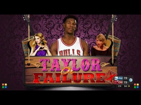 Taylor or Failure? With Jimmy Butler! - Jimmy judges Taylor Swift