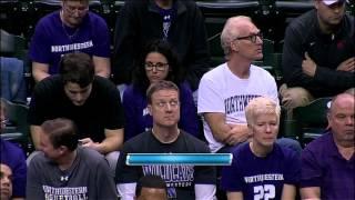 Julia Louis-Dreyfus Attends the Northwestern vs Michigan Game