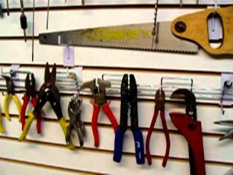 Las herramientas básicas del taller de mi casa.MPG - YouTube