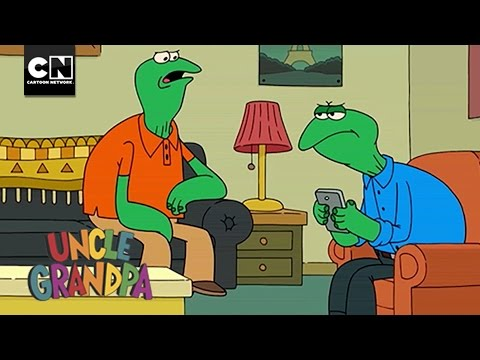 Kung-Fu Turtles I Uncle Grandpa I Cartoon Network
