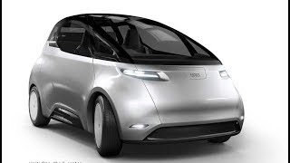 Uniti One electric car from Sweden | First Look | Auto Expo 2018 LIVE | MotownIndia