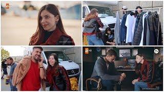 Vlog: Dİzİ Setİnde Bİr GÜn || İlk Oyunculuk TecrÜbem & Kamera Arkasi
