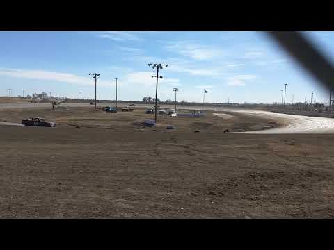 3/4/2018, I-76 Speedway, Super Compacts, Heat race