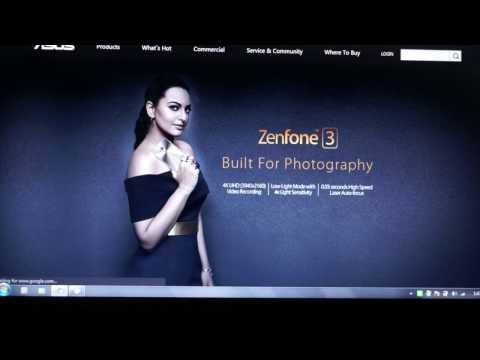 How To Unlock Bootloader Of Asus Zenfone 2 ZE551ml/ZE550ml