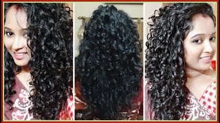2nd/ 3rd/ 4th day easy refresh method for curls ➿