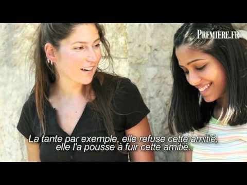 Interview de l'équipe du film de Miral