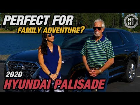 2020 Hyundai Palisade Review & NEW Car Coach Rating!