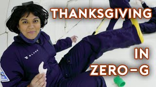 Astronaut Thanksgiving | Stump Sohla