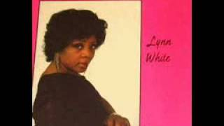 Lynn White Gonna be some changes made.