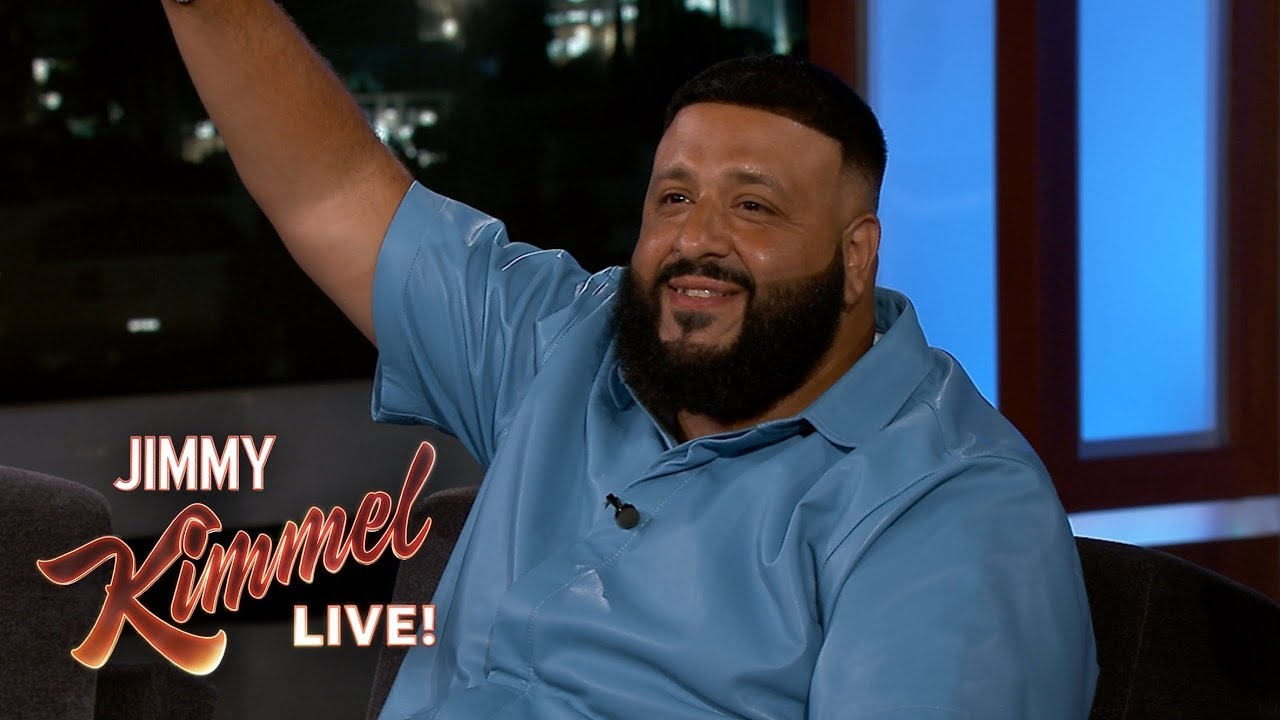 DJ Khaled Gave Mixtapes to Shaq & Charles Barkley