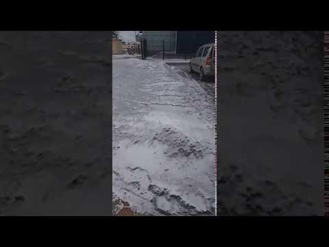 Центр Невельска засыпало угольной пылью