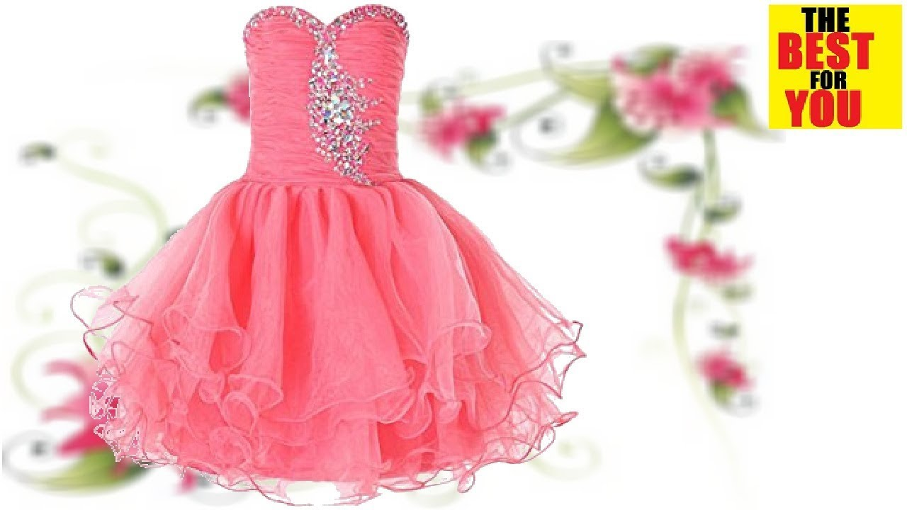 10 Girls Gown Dresses Party Flower Dress In Amazon Shopping Online