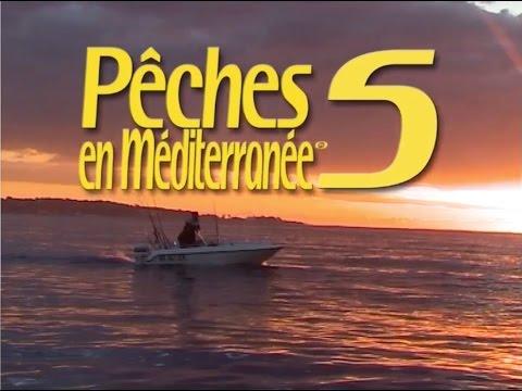 Pêches en Méditerranée N°5 • Magazine Le Pescadou • 2005