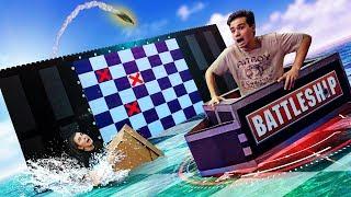 *GIANT* LEGO Battleship Challenge!