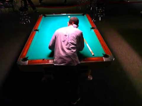 Bobby Hunter v. Sergio One Pocket Tournament Red Shoes Billiards ...