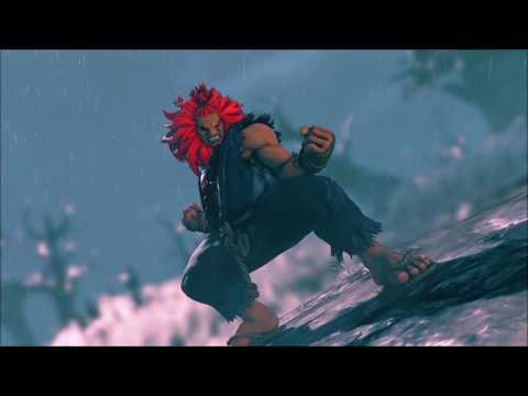 【Street Fighter V】Akuma/Gouki English Voice Gallery