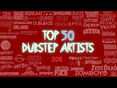 [Top 50] Dubstep Artists/DJs | No. 11-20 | 2018 HD