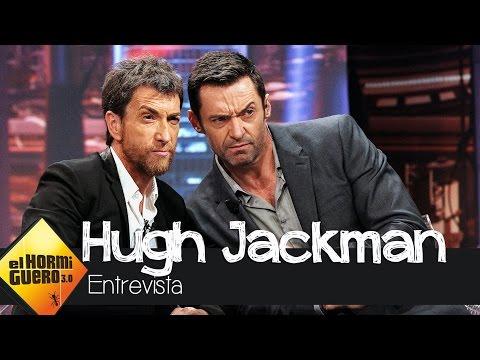 """Hugh Jackman: """"Creo que ha llegado el momento de abandonar a Lobezno"""" - El Hormiguero 3.0"""