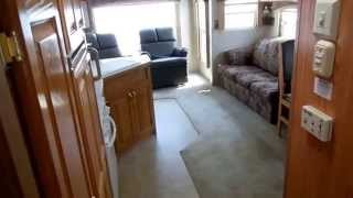 2004 Forest River Ceder Creek Silverback Edition 36LRLBS Travel Trailer, 2 Slides, $14,900