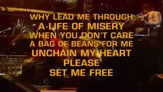 Karaoke Joe Cocker Unchain My Heart