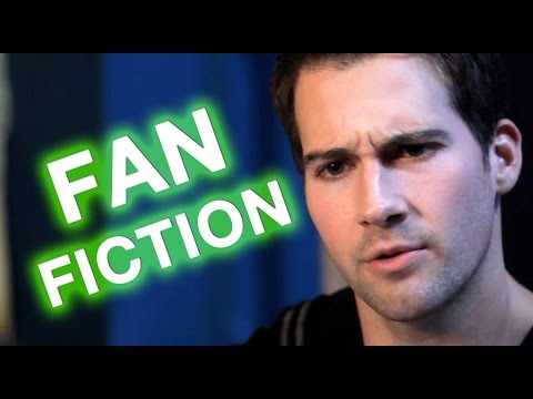 JAMES MASLOW REACTS TO FAN FICTION!