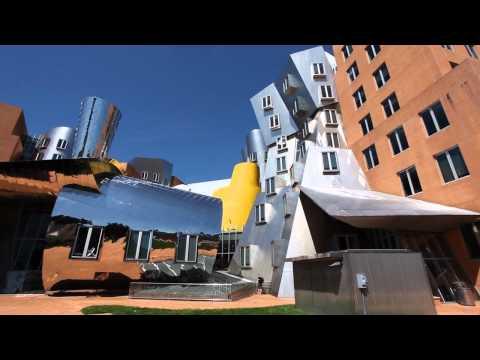 Stata Center, MIT, Cambridge, MA