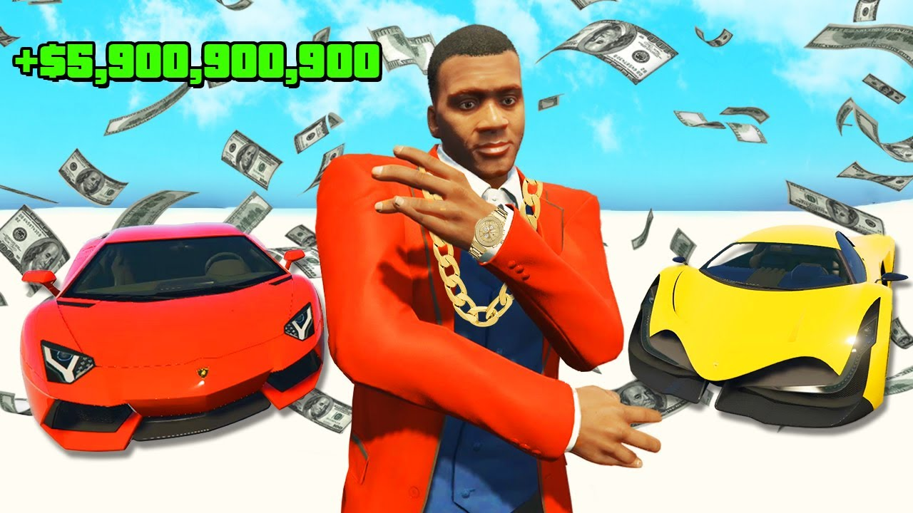 I Became a BILLIONAIRE in GTA 5!