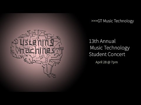 13th Annual Music Technology Student Concert