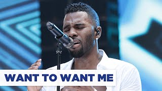 Jason Derulo 'want To Want Me' Summertime Ball 2015