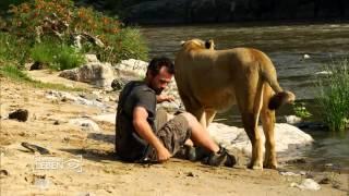 Der Löwenflüsterer | Abenteuer Leben - täglich