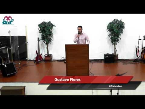 Conferencia - Gustavo Flores
