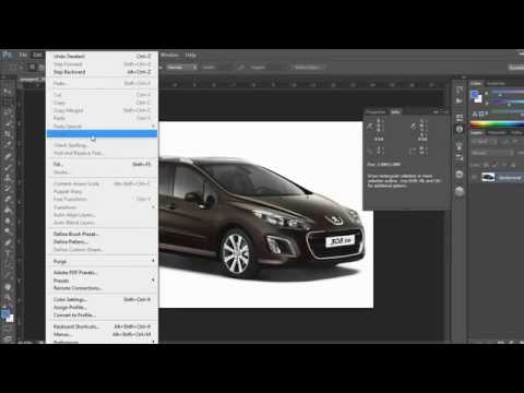 How To Change Units (inches To Pixels)in Photoshop CS6