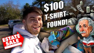 I FOUND A $100 T-SHIRT AT AN E…