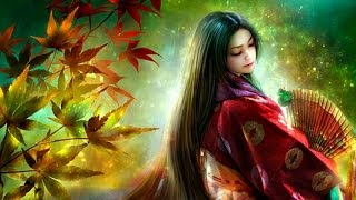 Beautiful Japanese Music | Koto Music & Shakuhachi Music