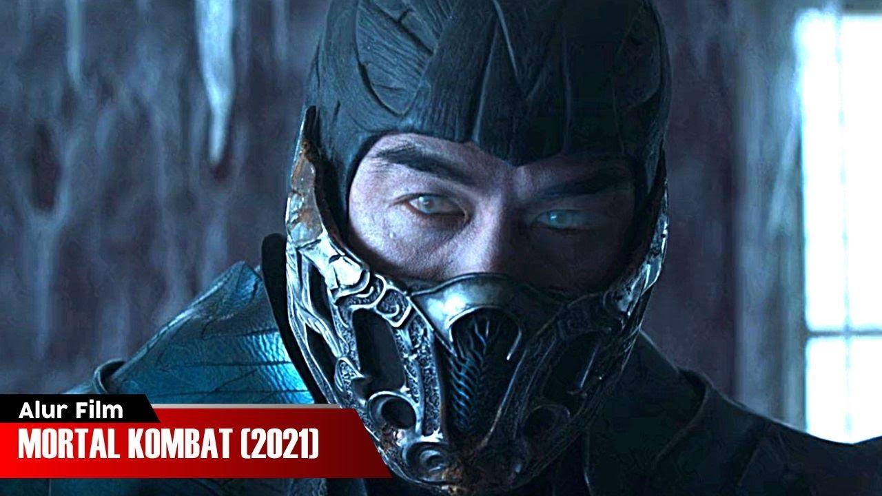 TERROR NINJA PENGENDALI ES | ALUR CERITA FILM MORTAL KOMBAT (2021)