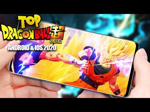 Top Dragon Ball Games 2020 - Android IOS Gameplay