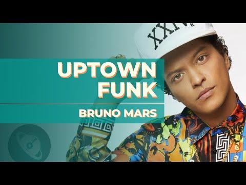 Bruno Mars - Uptown Funk [Contabaixo] como tocar com tablatura