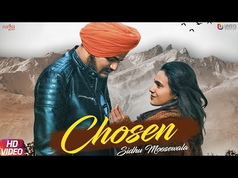 Chosen (Full Song) Sidhu Moose Wala  BYG BYRD Sunny Malton - New Punjabi Songs 2019