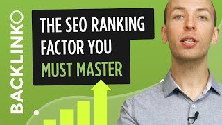 The SEO ranking factor you MUST master in 2018 (and beyond) thumbnail