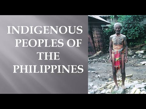 Indigenous Peoples of