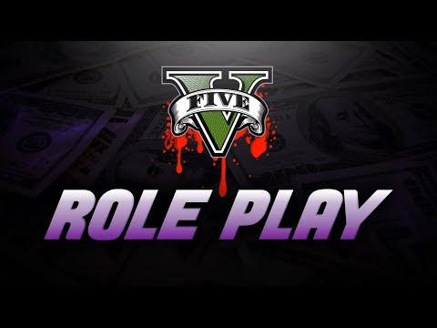 GTA 5   Role Play   Bank Robbery