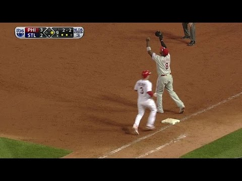 2011 NLDS Gm3: Madson finishes off Game 3 for NLDS lead