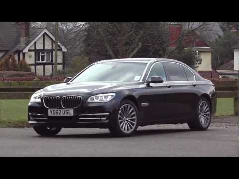 2013 BMW 7-Series 3.0 Long Wheelbase Video Feature
