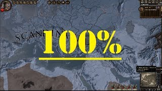 Crusader Kings 2 - My COMPLETE Scandinavian Empire Timelapse 100% world