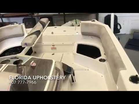 UPHOLSTERY MARINE BOAT SEATS